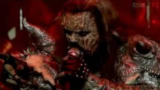 Lordi - who's your daddy (Live Wacken 2008)