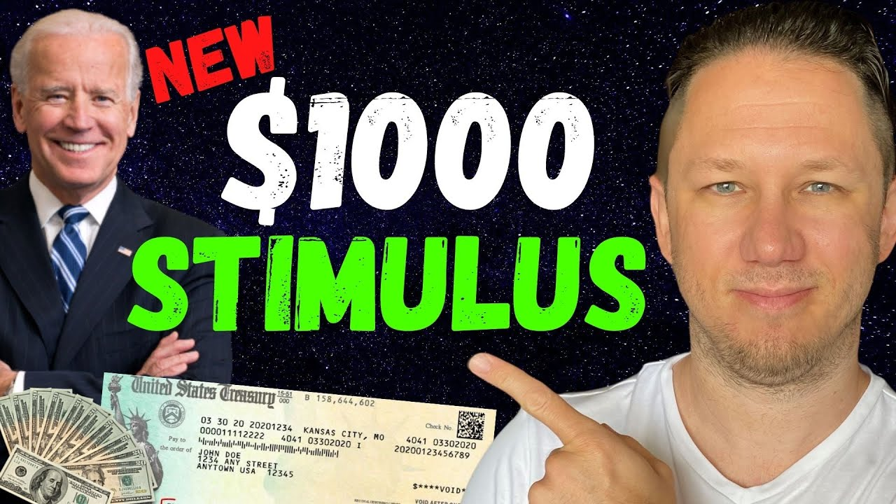 $1000 STIMULUS FROM SENATE!! Fourth Stimulus Check Update Today 2021 + Daily News