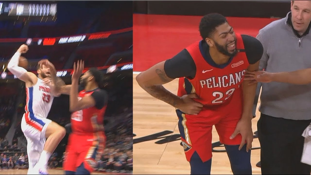 blake-griffin-almost-injures-anthony-davis-after-both-collide-pelicans-vs-pistons