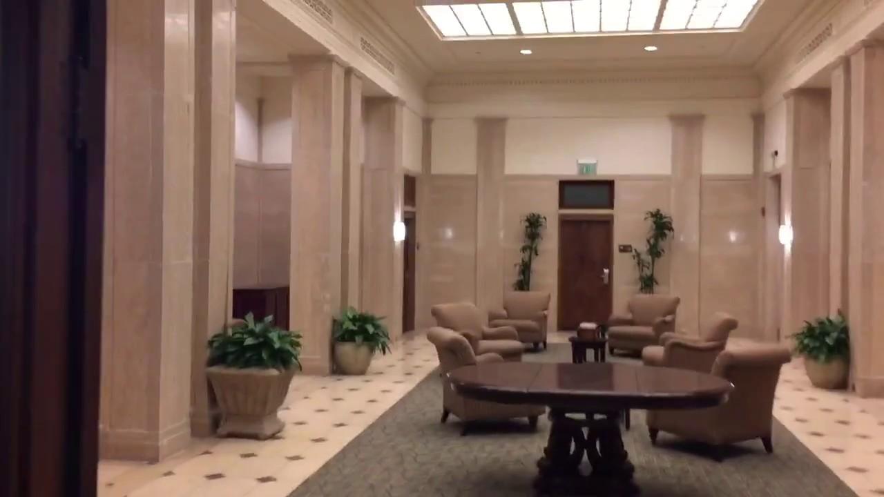 Full Hotel Tour Of The Hampton Inn Inner Harbor In Baltimore MD ...