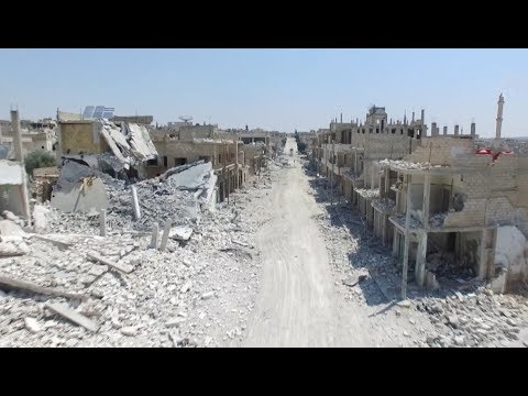 Syrian Ghost Towns