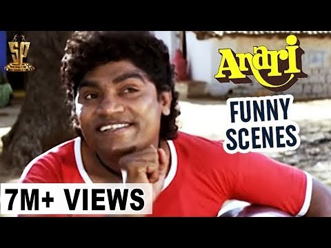 Johny Lever Destroys Laxmikant Eggs Business | Anari Comedy Scenes | Karishma Kapoor | Venkatesh