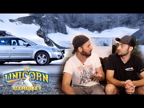 Auto VS Manual, Electric Mini, UBER Pool + Diesel Gate! [UNICORN CIRCUIT EP48]