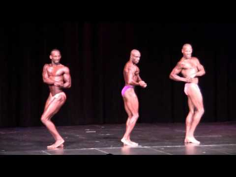 #2 Bermuda Bodybuilding Prejudging Show, Aug 18 2012