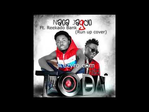 Jagon ft Reekado banks today(run up cover)