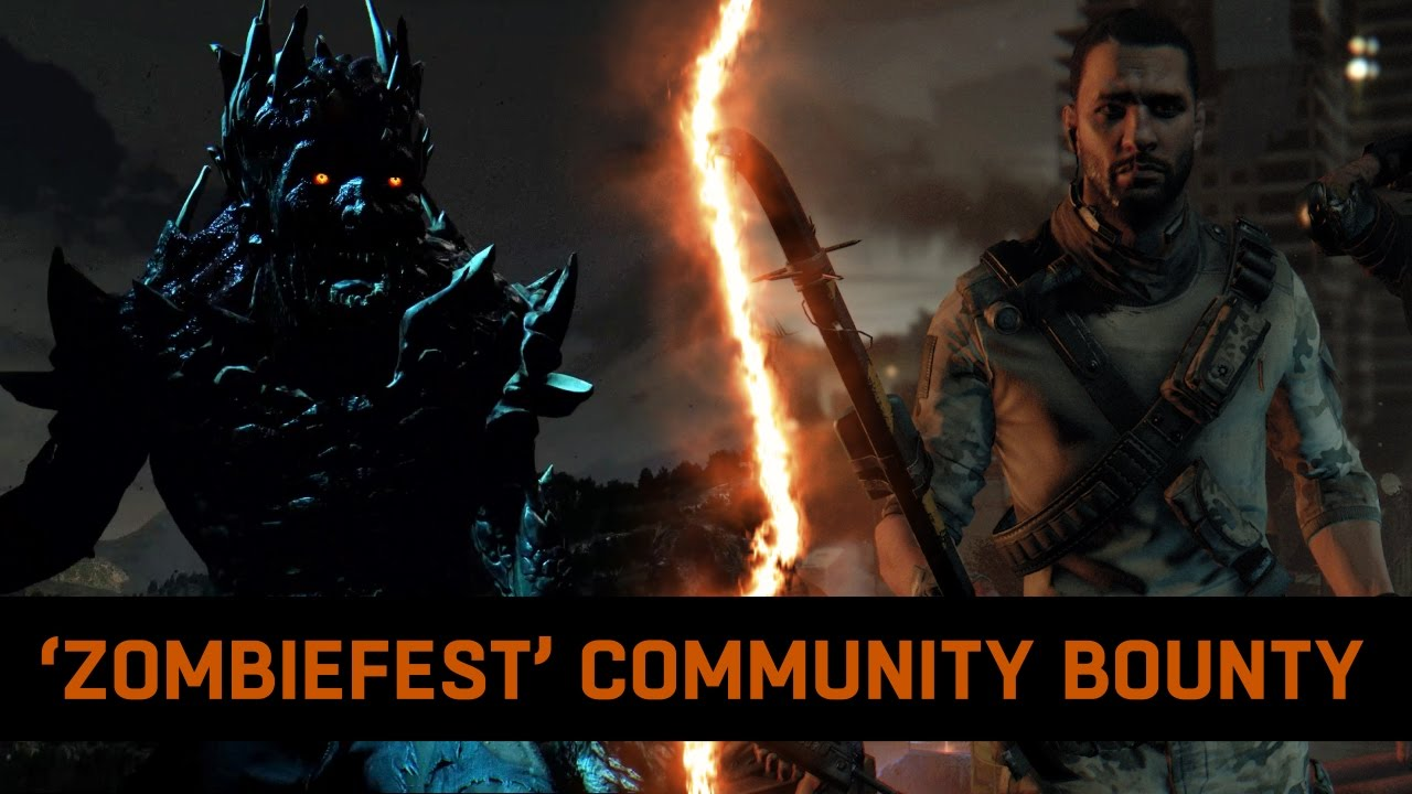 Dying Light | Zombiefest Community Bounty #4
