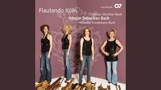 Das Orgelbuchlein, BWV 599-644: Wenn wir in hochsten Noten sein, BWV 641 (arr. K. Hess, S....