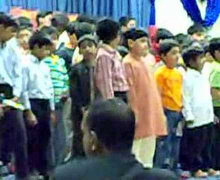 Sunday School Anniversary, Dubai Brethren Assembly 2007