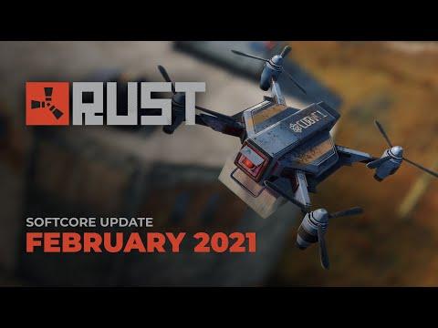 Rust - Softcore Gamemode Update