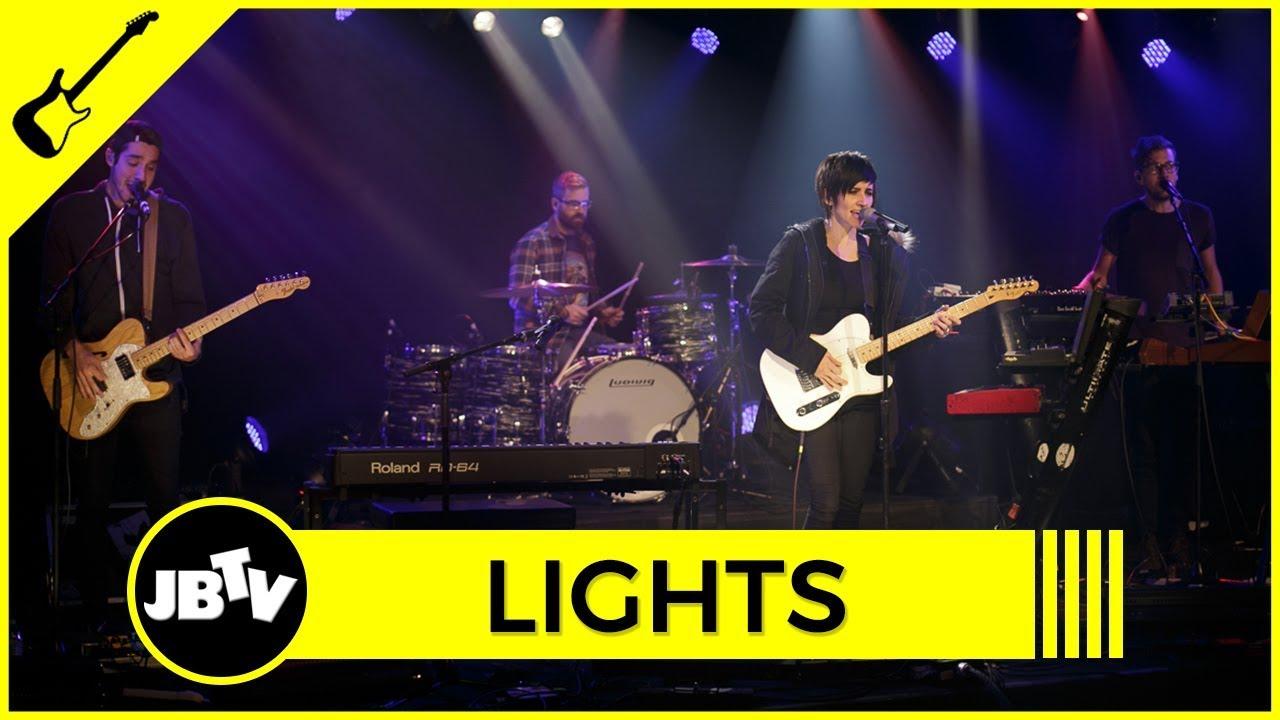 Download Lights - Up We Go   Live @ JBTV