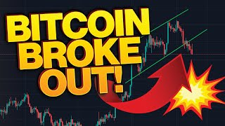 BITCOIN BROKE DOWN!!! WHICH LEVELS TO WATCH?!?! (Ethereum BREAKOUT!)