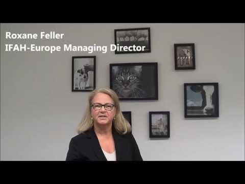 Introducing IFAH-Europe's New Managing Director - Roxane Feller