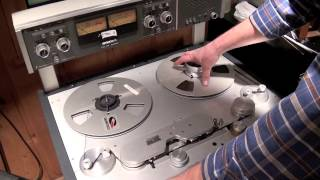 AET2090: Introduction to the Studer Analog 2-track