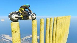 ESTO ES IMPOSIBLE!! - CARRERA GTA V ONLINE - GTA 5 ONLINE