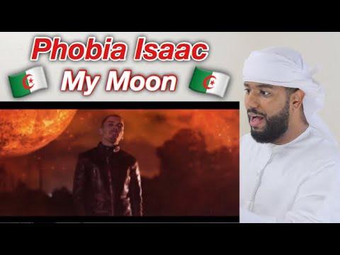 ردفعل خليجي على أغنية  Phobia Isaac - My Moon  **مش طبيعي**