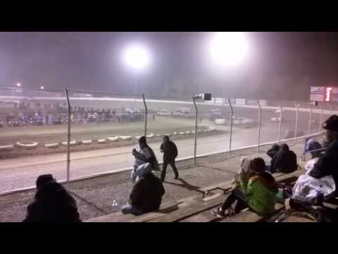 Florence Speedway 2016 Fall 50 Racing Action