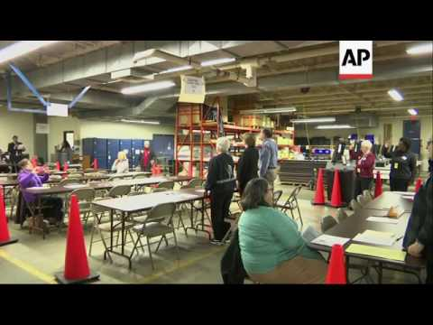 State-Wide Wisconsin Recount of Election Begins