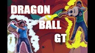 Dragon Ball GT Opening theme (Mavilon Cover)