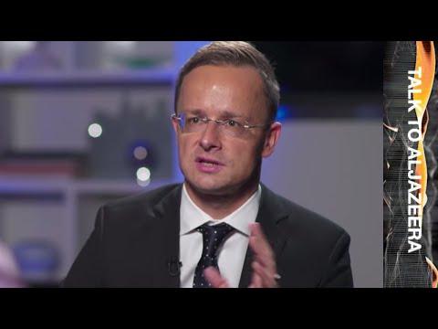 Talk to Al Jazeera - Peter Szijjarto: Why we fight the EU on refugees