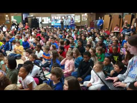 Dave Fields Carlson Elementary School Part 1