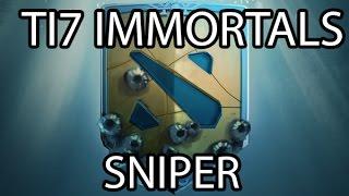 5 4 17 dota 2 ti7 immortal treasure i sniper
