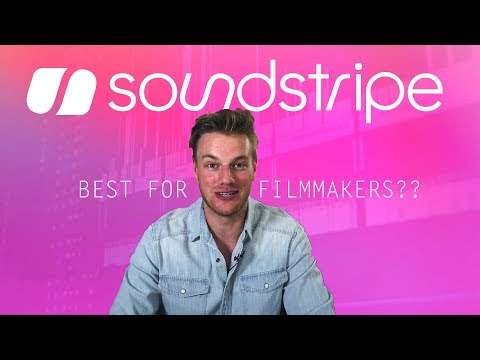 Soundstripe | The Best Music Licensing Site for Filmmakers?