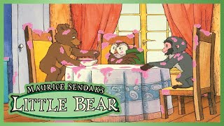 Little Bear |  Where Lucy Went / Monster Pudding / Under The Covers - Ep. 34