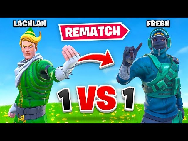 I Rematched Fresh in a Fortnite 1v1 (Pro Player)