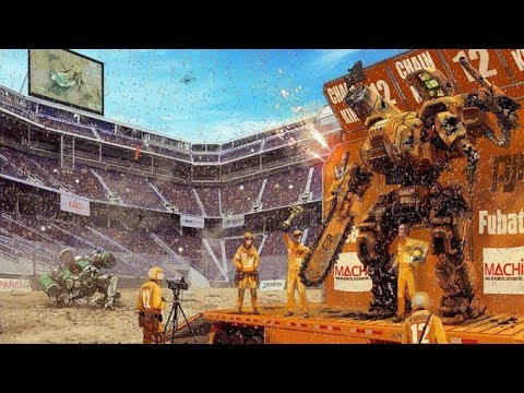 World's First Giant Robot Tournament! by MegaBots.