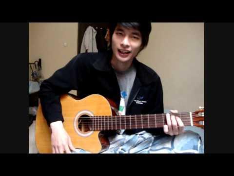 Belajar Akustik Gitar (Semua Tentang Kita - Peterpan)