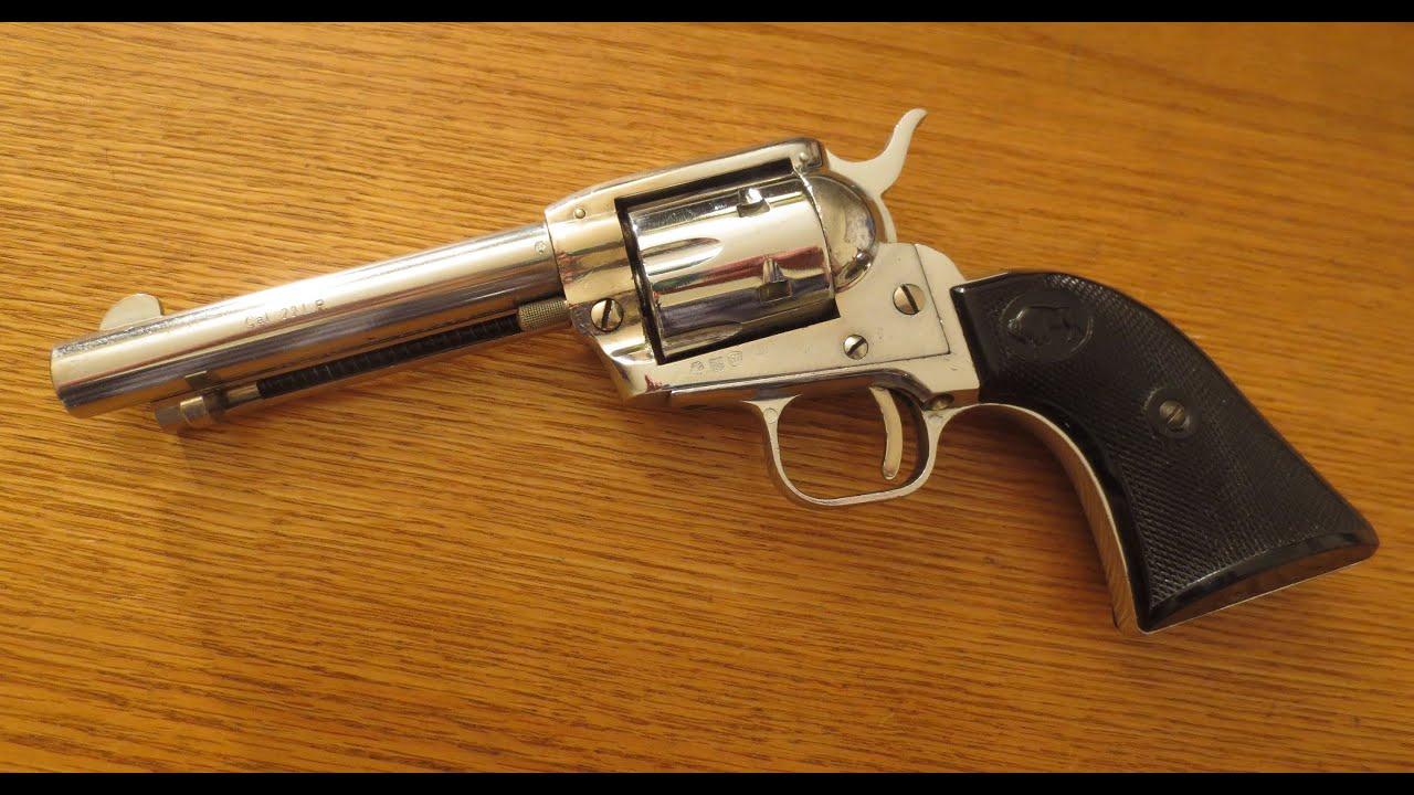 EIG Model E15 22LR Colt SAA Peacemaker Clone