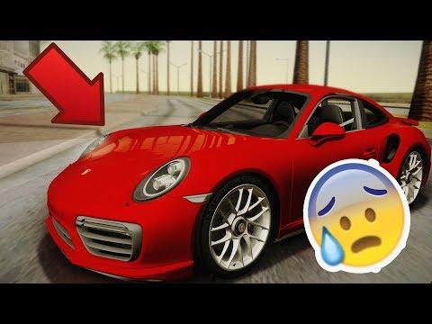 РАЗВОД НА PORSHE 911 В GTA SAMP