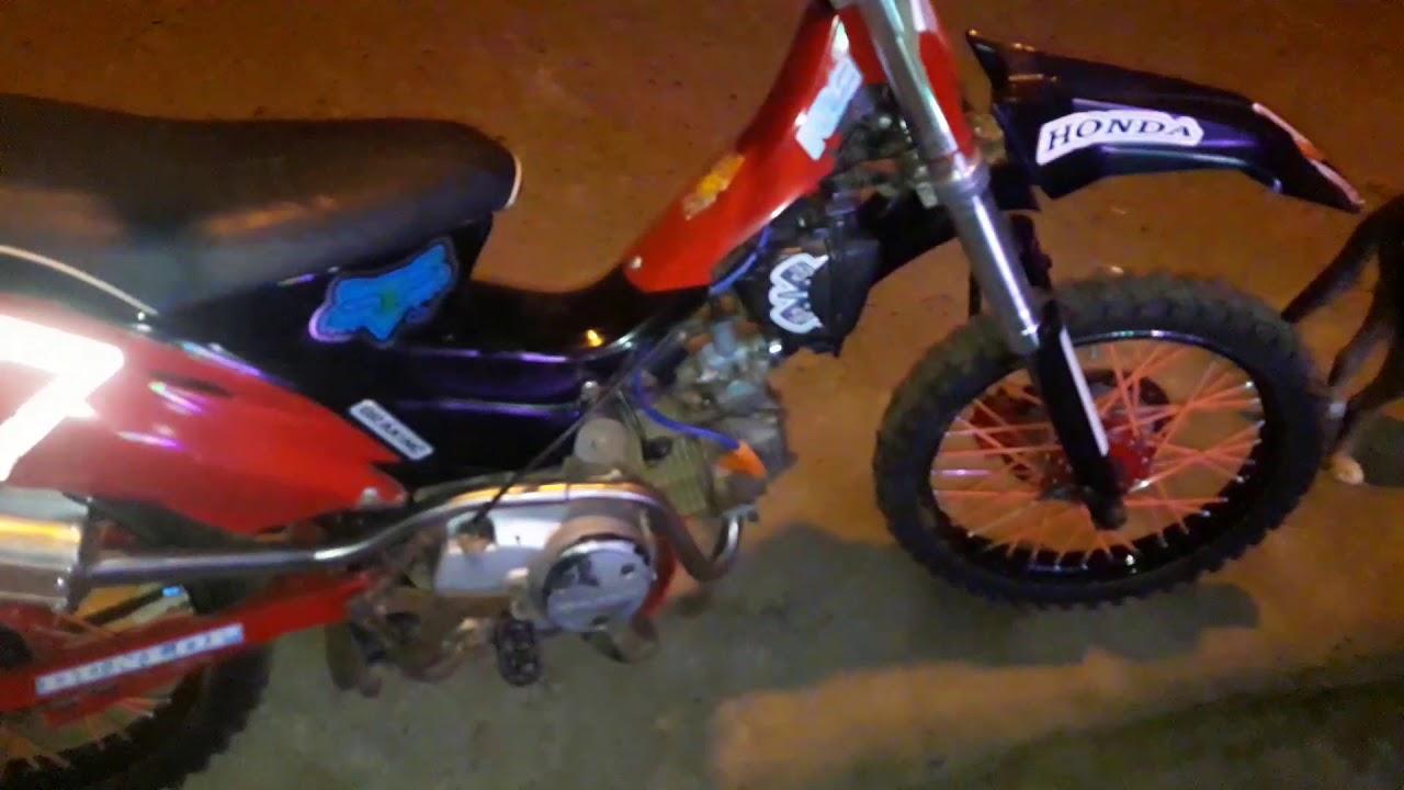 Xrm 125 pantra