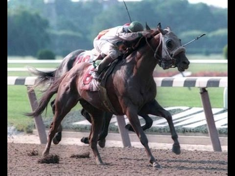 1996 Belmont Stakes : Full ABC Broadcast