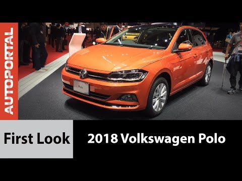 2018 Volkswagen POLO First Look - Autoportal