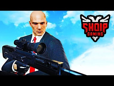 """Vrasësi Profesionist"" - Hitman 2 SHQIP | SHQIPGaming"