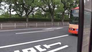 30秒の心象風景5419・路線バスに乗る~郵便局前~