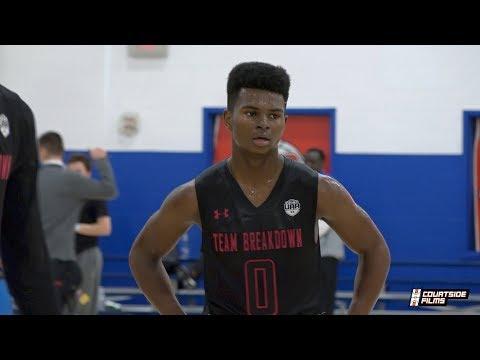 Sophomore Jamal Mashburn Jr. Highlights From The UA Association In Dallas!