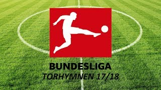 Bundesliga Torhymnen 2017/18