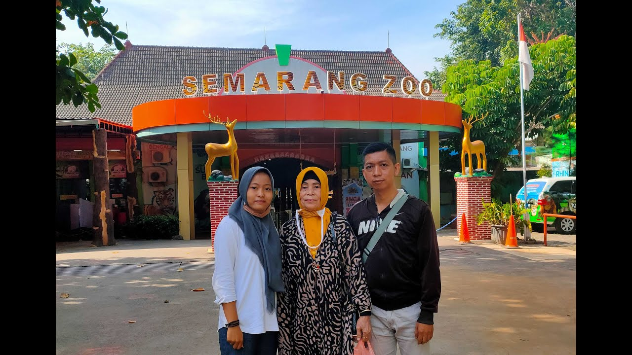Semarang Zoo, Kebun Binatang Terbesar di Jawa Tengah