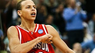 Stephen Curry Reads His Very Unflattering 2009 Draft Report