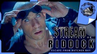 ● Хроники Риддика: Побег из Бухты Мясника ●Ностальгическое прохождение● STREAM #1