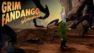 Grim Fandango Part 4 | Point And Click Game Let