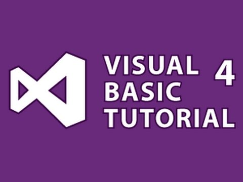 Visual Basic Tutorial 4 Object Oriented Programming