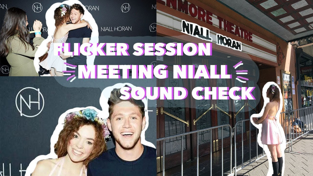 how to meet niall horan for free
