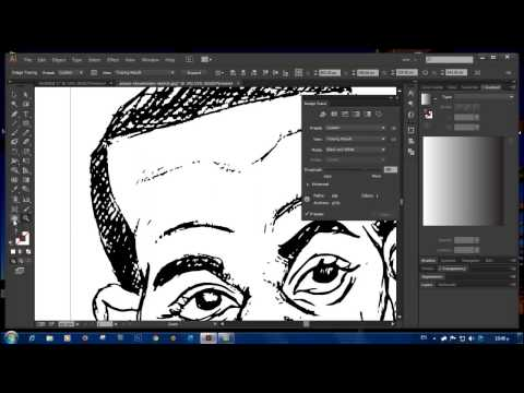 converting-your-drawing-sketch-into-a-vector-using-trace-in-illustrator-cc