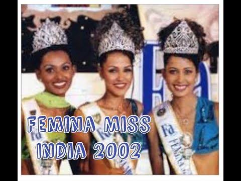 Femina Miss India 2002 - The Full Show