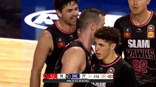 LaMelo Ball DOMINATES His NBL Debut