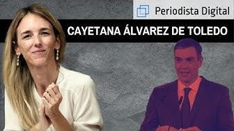 Imagen del video: Cayetana Álvarez de Toledo: