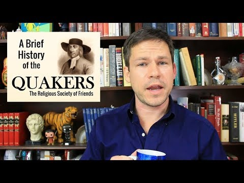 The Quakers: A Brief History (Religious Society Of Friends)